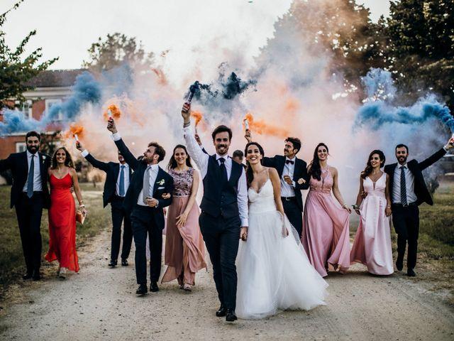 Il matrimonio di Luca e Elena a Castello di Annone, Asti 83