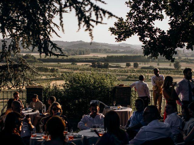 Il matrimonio di Luca e Elena a Castello di Annone, Asti 88