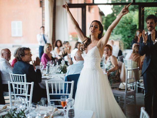 Il matrimonio di Luca e Elena a Castello di Annone, Asti 93