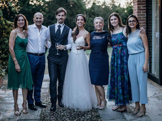 Il matrimonio di Luca e Elena a Castello di Annone, Asti 102