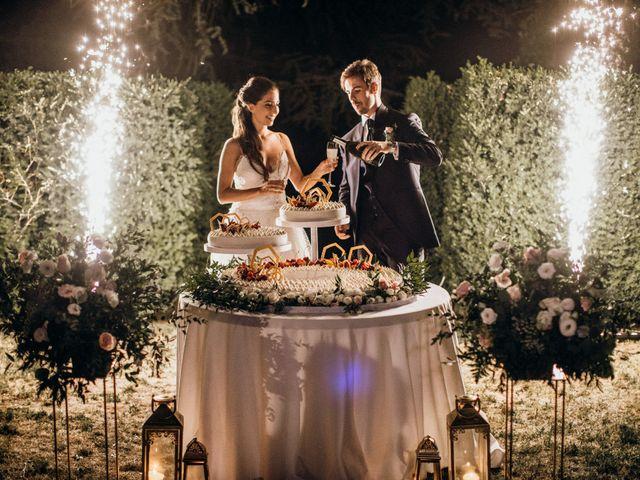 Il matrimonio di Luca e Elena a Castello di Annone, Asti 106