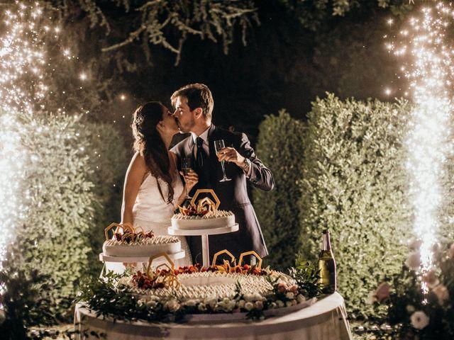 Il matrimonio di Luca e Elena a Castello di Annone, Asti 107