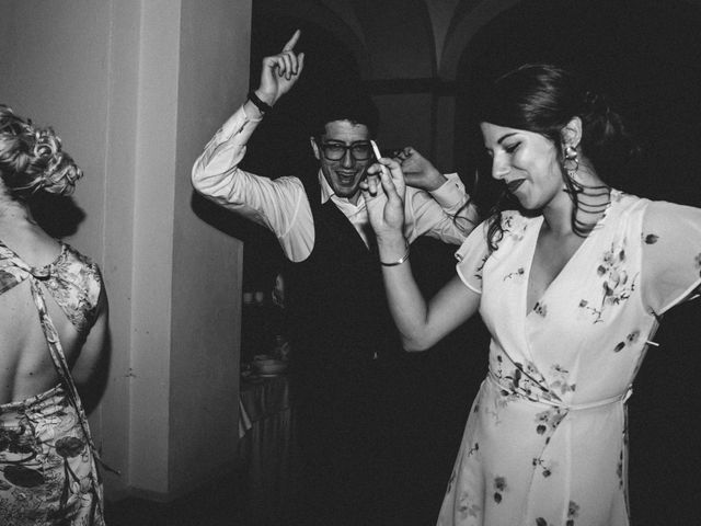 Il matrimonio di Luca e Elena a Castello di Annone, Asti 108