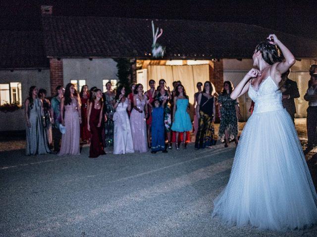 Il matrimonio di Luca e Elena a Castello di Annone, Asti 120