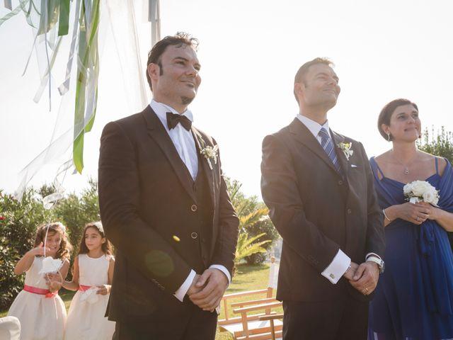 Il matrimonio di Cristiano e Marzia a Savona, Savona 16