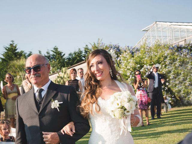 Il matrimonio di Cristiano e Marzia a Savona, Savona 17