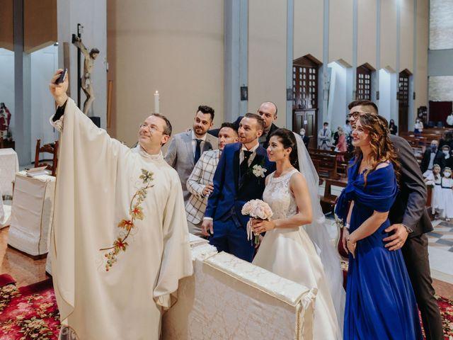 Il matrimonio di Stefano e Federica a Ronco all'Adige, Verona 9