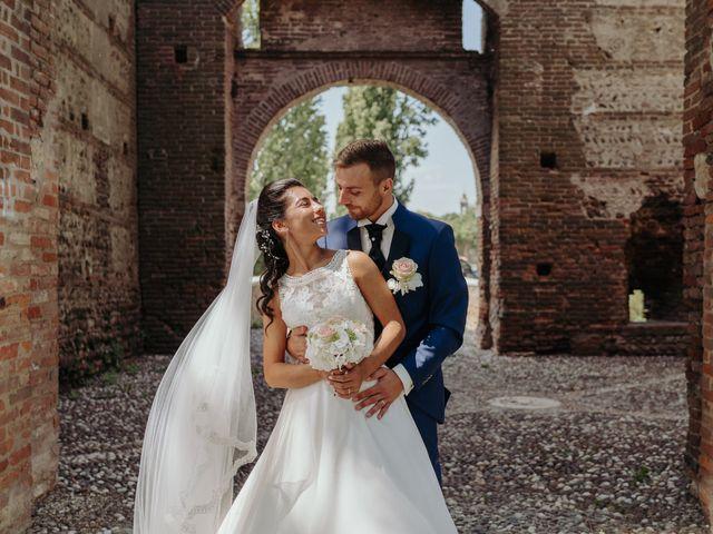 Il matrimonio di Stefano e Federica a Ronco all'Adige, Verona 11