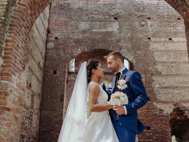 Il matrimonio di Stefano e Federica a Ronco all'Adige, Verona 12
