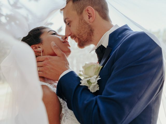 Il matrimonio di Stefano e Federica a Ronco all'Adige, Verona 14