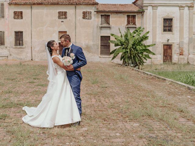 Il matrimonio di Stefano e Federica a Ronco all'Adige, Verona 19