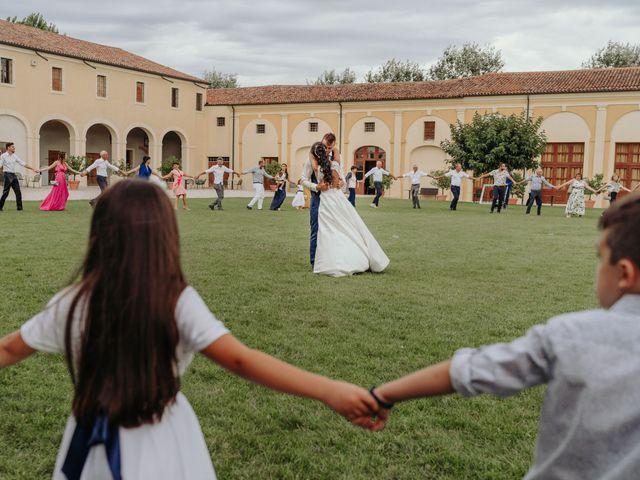 Il matrimonio di Stefano e Federica a Ronco all'Adige, Verona 22
