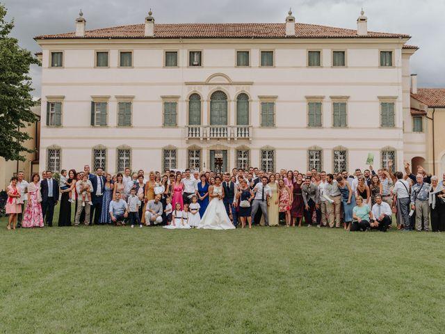 Il matrimonio di Stefano e Federica a Ronco all'Adige, Verona 23