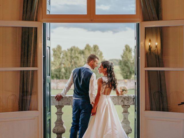 Il matrimonio di Stefano e Federica a Ronco all'Adige, Verona 32