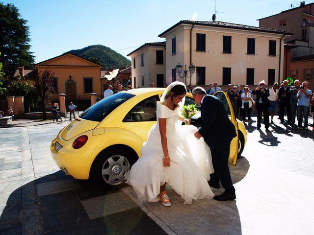 Il matrimonio di Michael e Michela a Canzo, Como 2