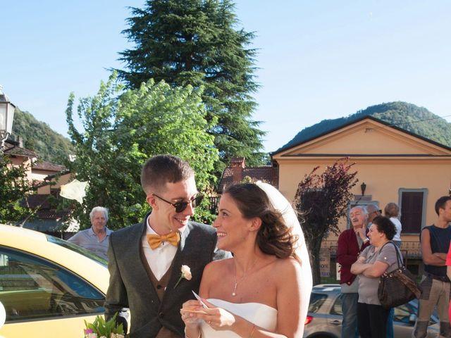 Il matrimonio di Michael e Michela a Canzo, Como 13