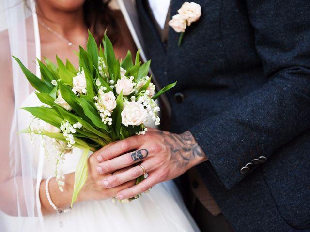 Il matrimonio di Michael e Michela a Canzo, Como 1