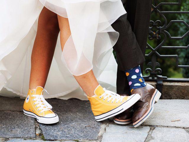 Il matrimonio di Michael e Michela a Canzo, Como 15