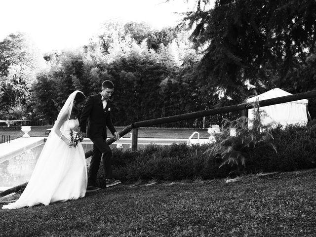 Il matrimonio di Michael e Michela a Canzo, Como 19