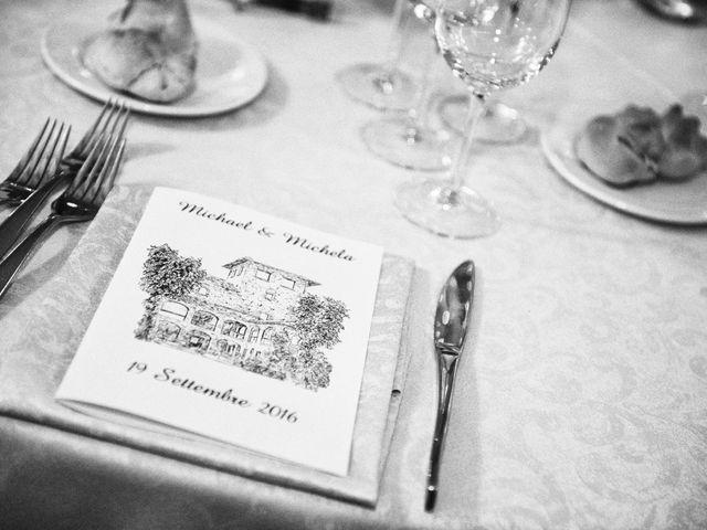 Il matrimonio di Michael e Michela a Canzo, Como 25