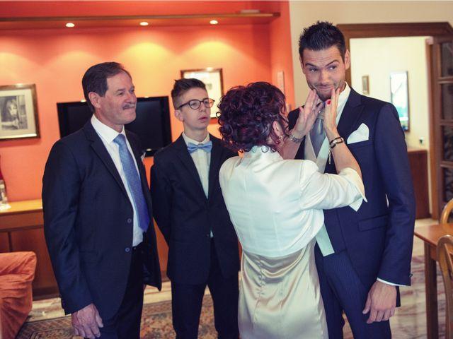 Il matrimonio di Fabio e Manuela a Garbagnate Milanese, Milano 23