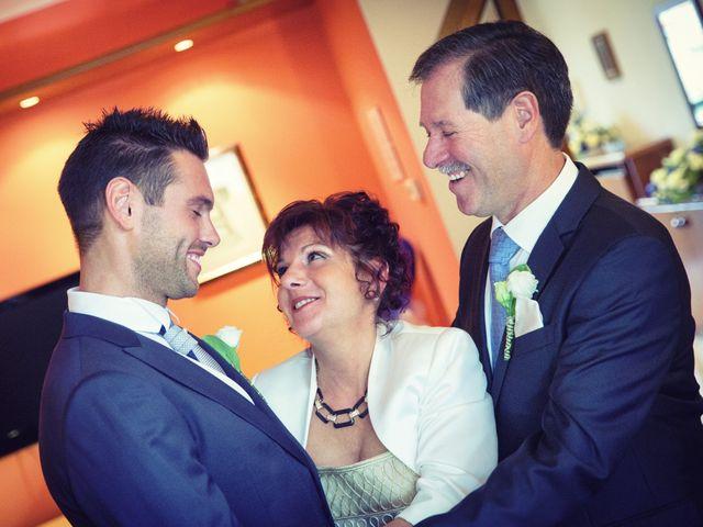 Il matrimonio di Fabio e Manuela a Garbagnate Milanese, Milano 26