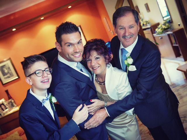 Il matrimonio di Fabio e Manuela a Garbagnate Milanese, Milano 27
