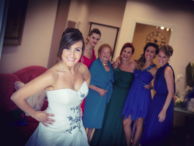 Il matrimonio di Fabio e Manuela a Garbagnate Milanese, Milano 45
