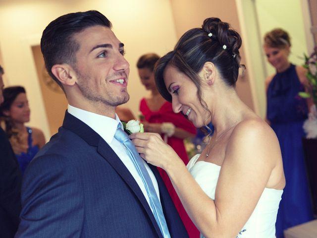 Il matrimonio di Fabio e Manuela a Garbagnate Milanese, Milano 49