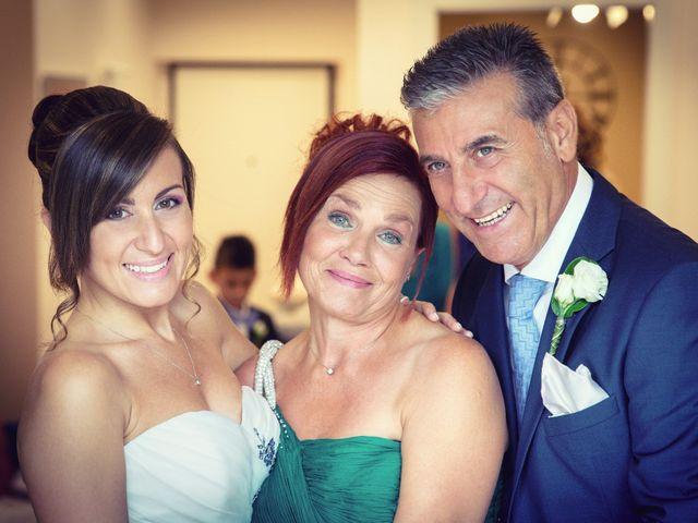 Il matrimonio di Fabio e Manuela a Garbagnate Milanese, Milano 50