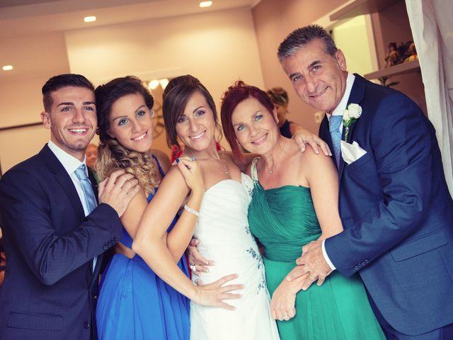 Il matrimonio di Fabio e Manuela a Garbagnate Milanese, Milano 51