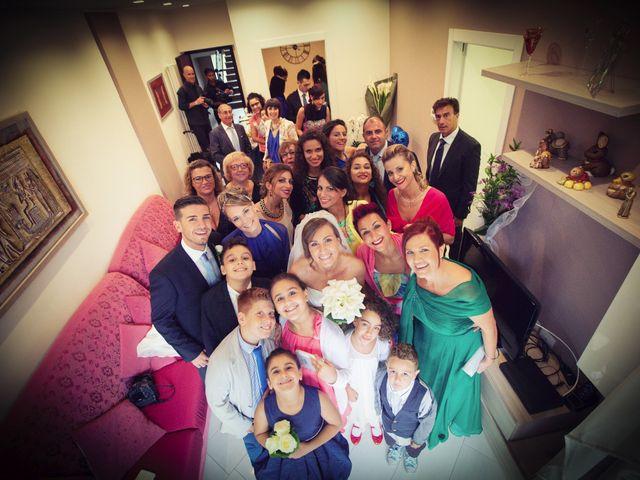 Il matrimonio di Fabio e Manuela a Garbagnate Milanese, Milano 58