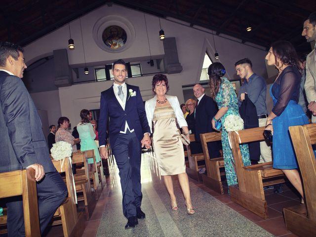 Il matrimonio di Fabio e Manuela a Garbagnate Milanese, Milano 64