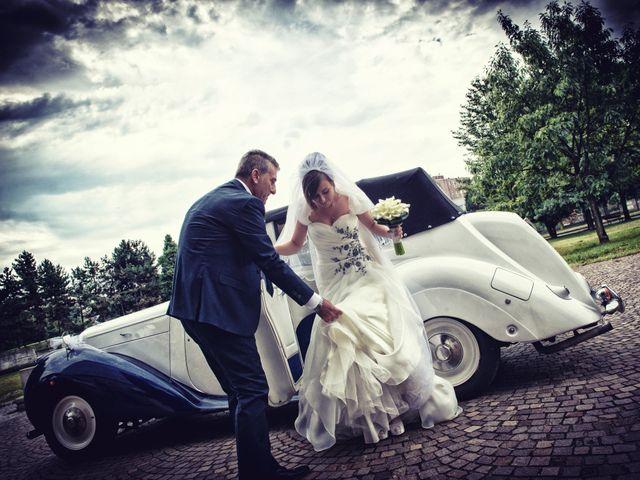 Il matrimonio di Fabio e Manuela a Garbagnate Milanese, Milano 66
