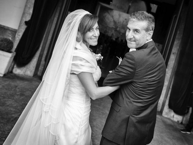 Il matrimonio di Fabio e Manuela a Garbagnate Milanese, Milano 68