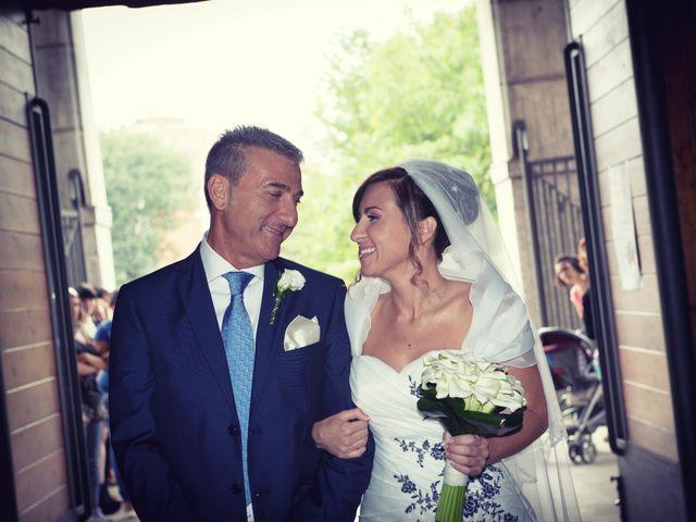 Il matrimonio di Fabio e Manuela a Garbagnate Milanese, Milano 69