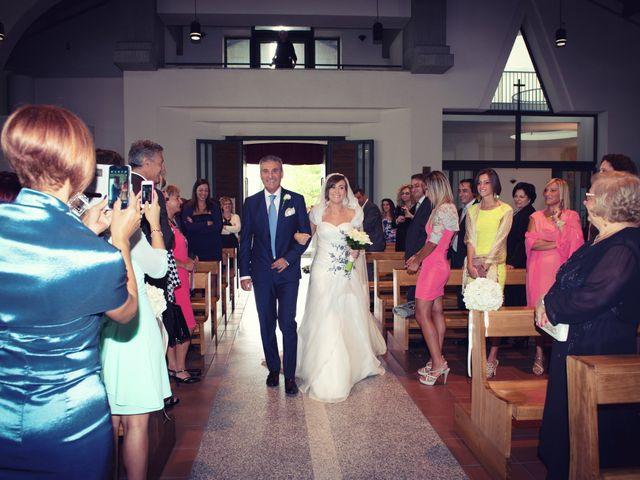 Il matrimonio di Fabio e Manuela a Garbagnate Milanese, Milano 70