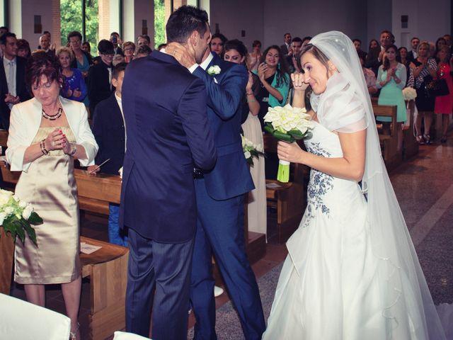 Il matrimonio di Fabio e Manuela a Garbagnate Milanese, Milano 72