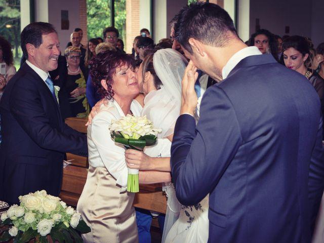 Il matrimonio di Fabio e Manuela a Garbagnate Milanese, Milano 73