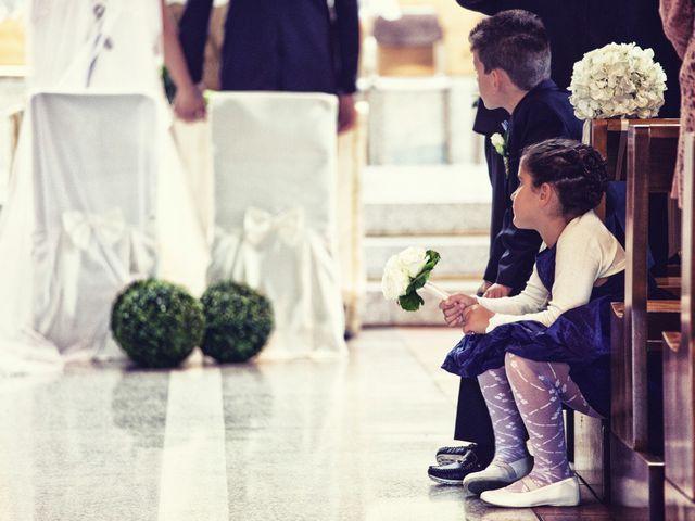 Il matrimonio di Fabio e Manuela a Garbagnate Milanese, Milano 74