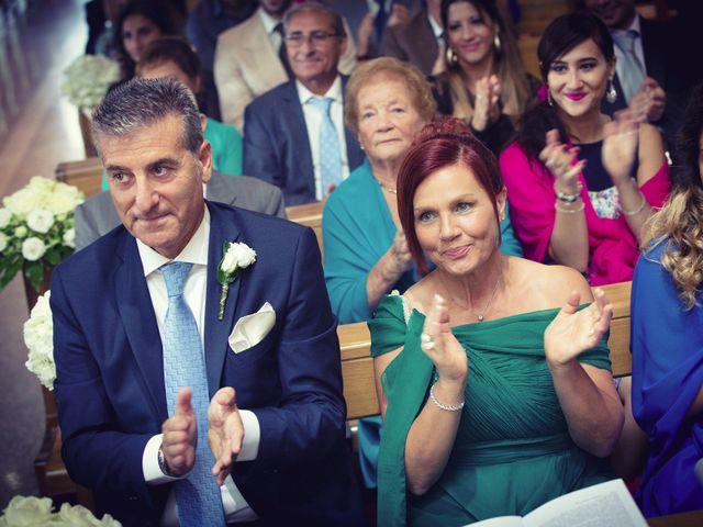 Il matrimonio di Fabio e Manuela a Garbagnate Milanese, Milano 75