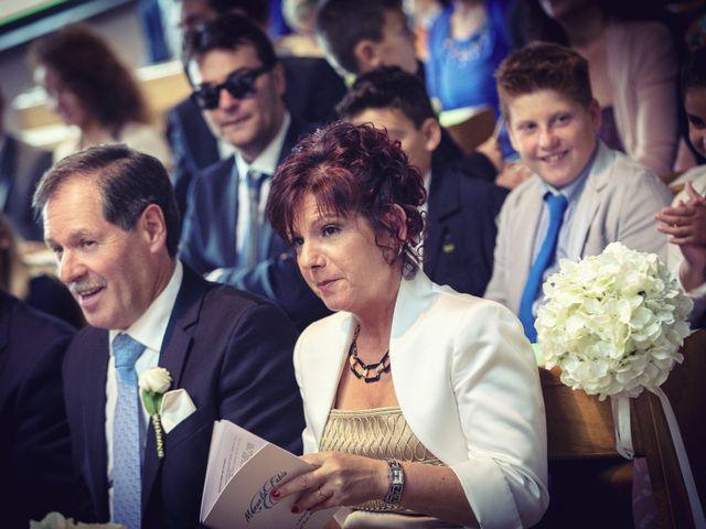 Il matrimonio di Fabio e Manuela a Garbagnate Milanese, Milano 76