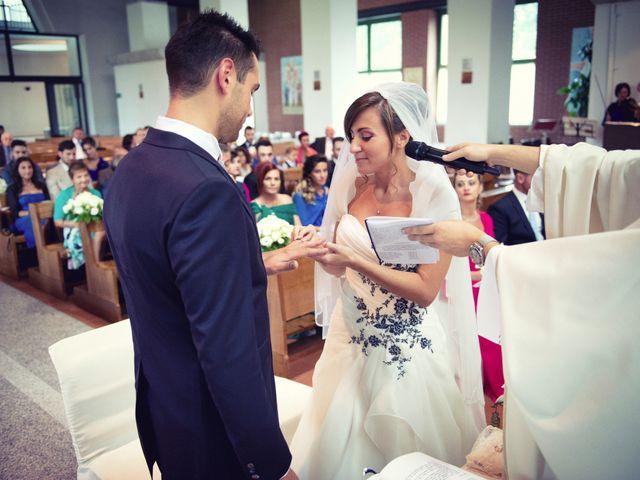 Il matrimonio di Fabio e Manuela a Garbagnate Milanese, Milano 78