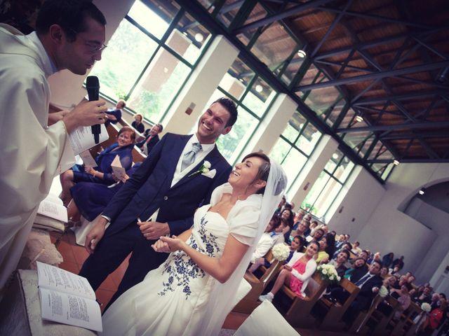 Il matrimonio di Fabio e Manuela a Garbagnate Milanese, Milano 81