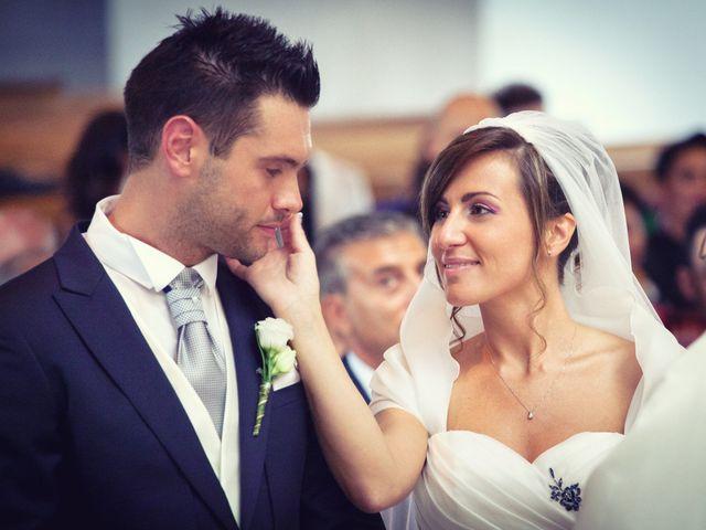 Il matrimonio di Fabio e Manuela a Garbagnate Milanese, Milano 84