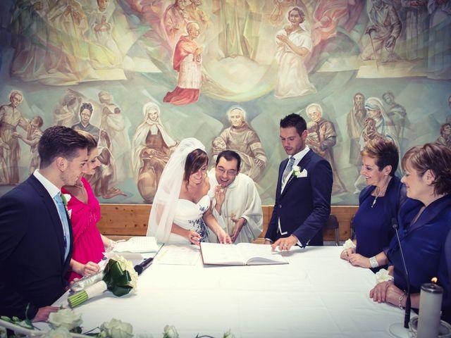 Il matrimonio di Fabio e Manuela a Garbagnate Milanese, Milano 85