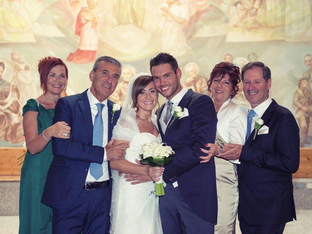 Il matrimonio di Fabio e Manuela a Garbagnate Milanese, Milano 86