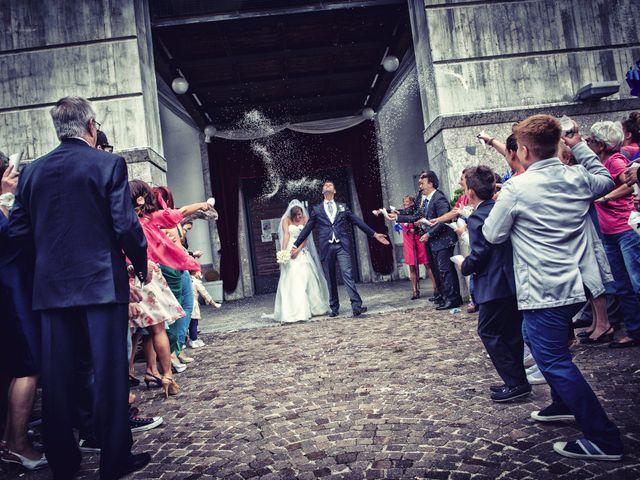 Il matrimonio di Fabio e Manuela a Garbagnate Milanese, Milano 90
