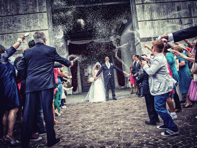 Il matrimonio di Fabio e Manuela a Garbagnate Milanese, Milano 91