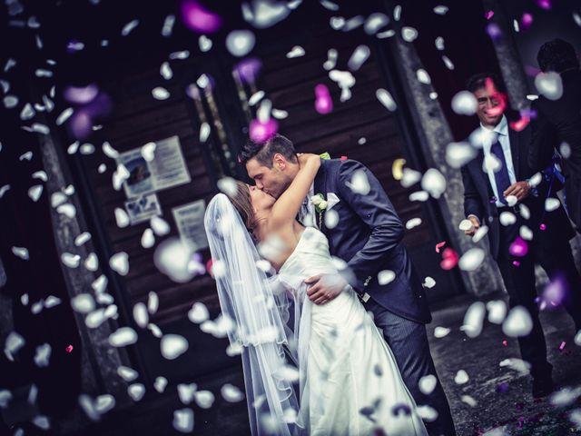 Il matrimonio di Fabio e Manuela a Garbagnate Milanese, Milano 92